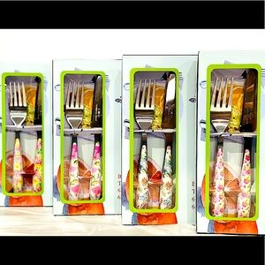 Cutlery set box (6 Forks & 6 Knives)